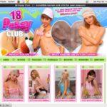18 Pussy Club Id Password