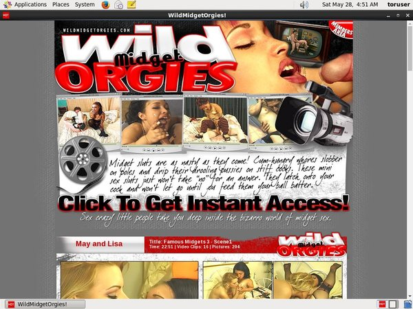 Account Free Wild Midget Orgies