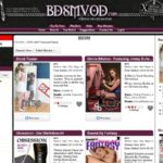 BDSM VOD Account Share