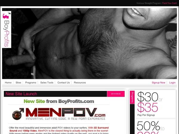 Boyprofits.com Hack Account