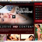 Danadearmond.com Free Passes