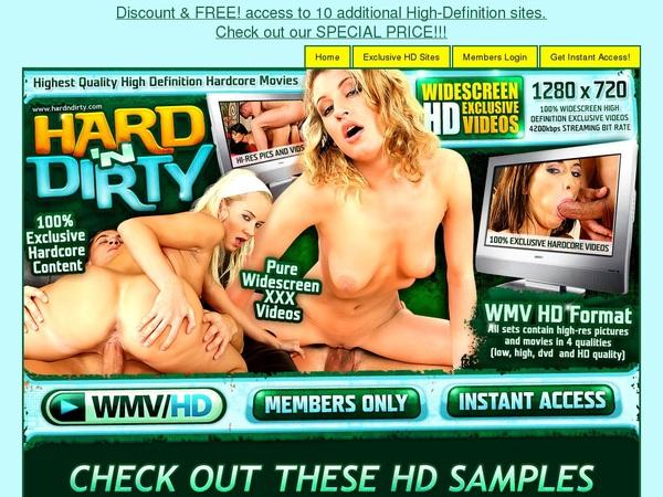 Hard N Dirty Eu Debit