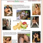 Inside Active Girls Toys