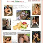 Inside Active Girls Toys