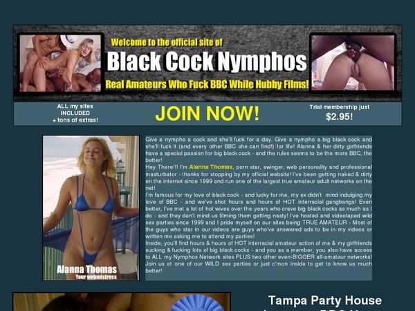 Login Black Cock Nymphos Free