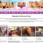 Free Girls Love Toys Account Login