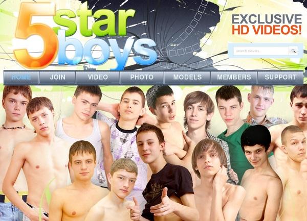 5 Star Boyspassword
