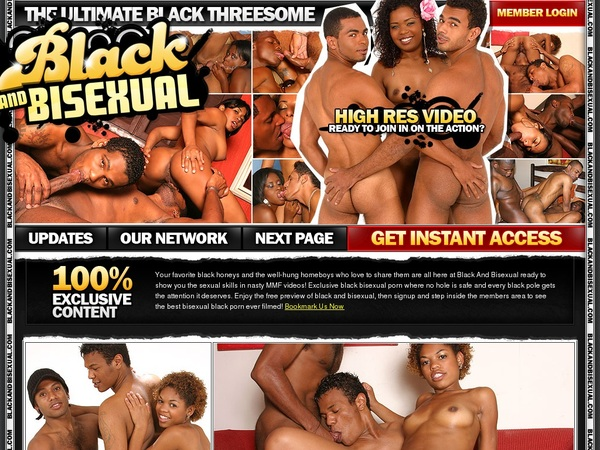 Black And Bisexual Premium Accounts