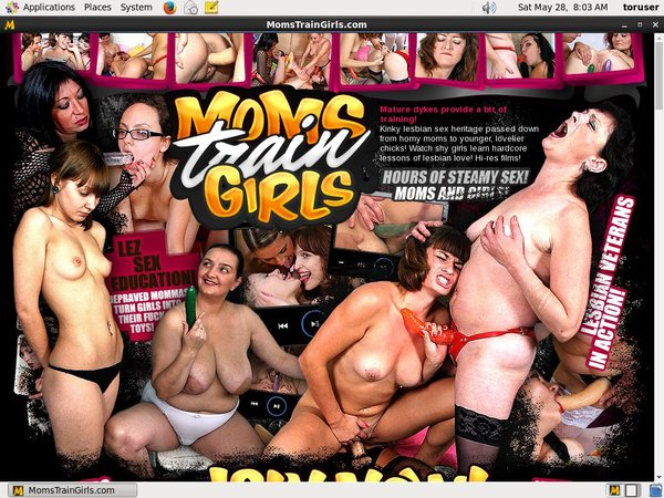 Moms Train Girls Pay For
