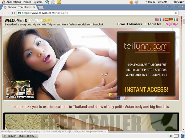 Tailynn.com Photos