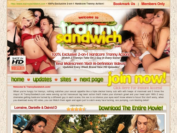Tranny Sandwich Free Pw
