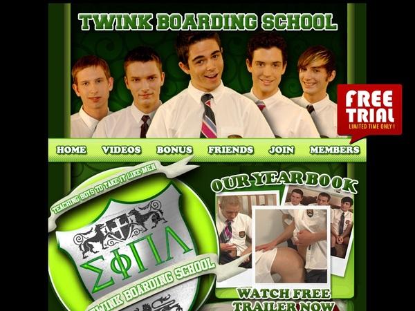 Twink Boarding School Working Passwords
